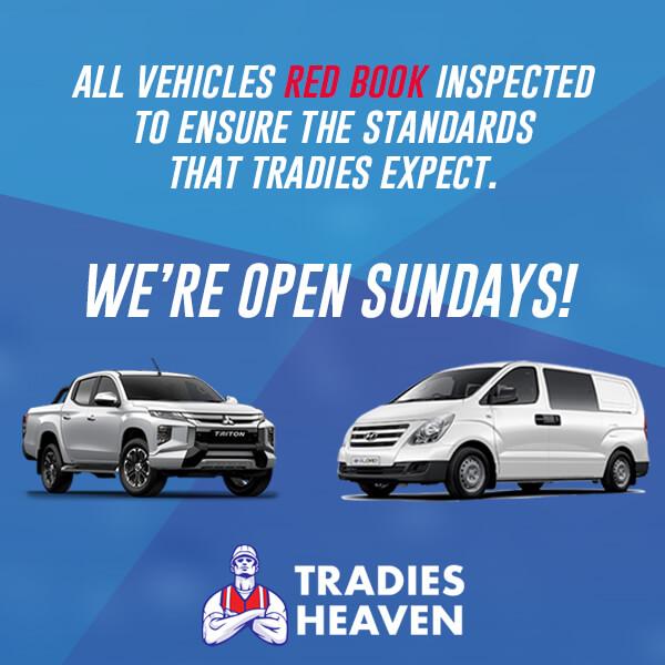 We Are Open Sundays